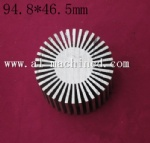 94.8mm Round Heatsink for Led Light