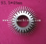 93.5mm Round Heatsink for Led Light
