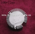 100mm Round Heatsink for Led Light
