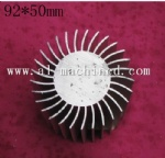 92mm Round Heatsink for Led Light