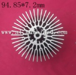 94.85mm Round Heatsink for Led Light