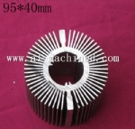95mm Round Heatsink for Led Light
